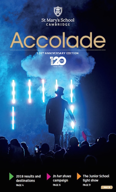 Accolade cover image