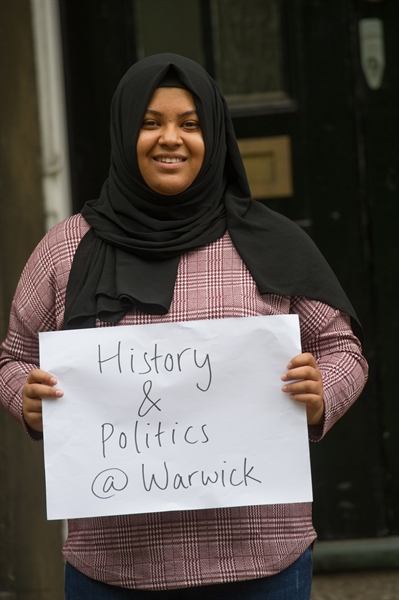 History student
