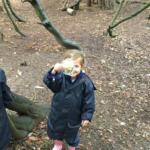 Dens, crafts and collaboration for our intrepid Woodland Explorers