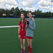 St Mary's girls selected for Cambridgeshire County Hockey teams