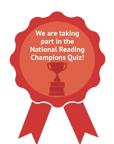 Avid readers put forward for National Reading Champions Quiz