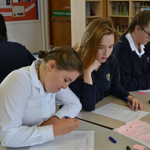 Year 11 employability day