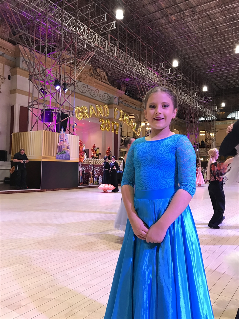 Year 6 pupil dances her way to the top