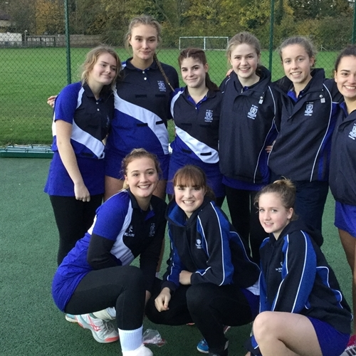 U16 netball team undefeated and crowned Cambridgeshire U16 County Champions