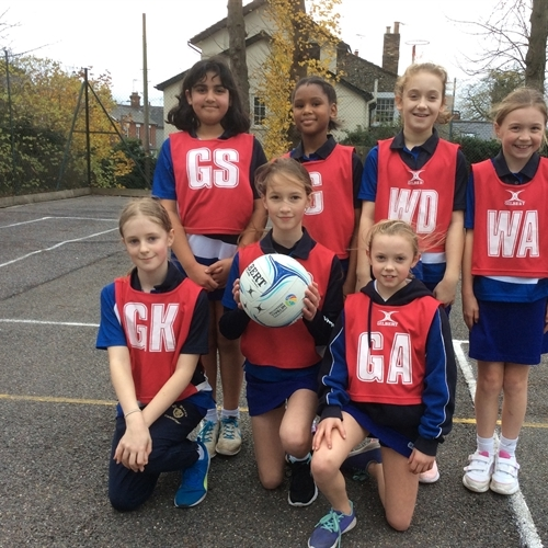 U11 netball success for two teams