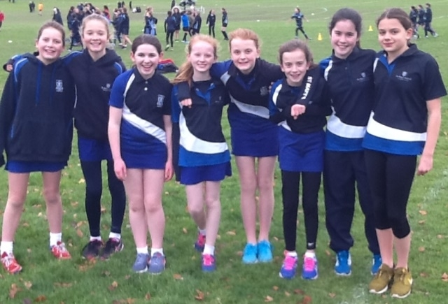 Cross Country achievements for Senior School students