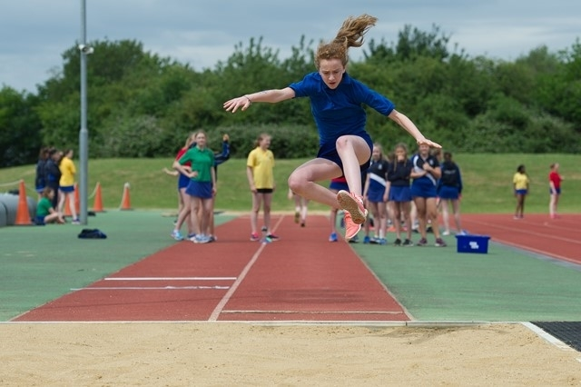Achieving high sporting standards