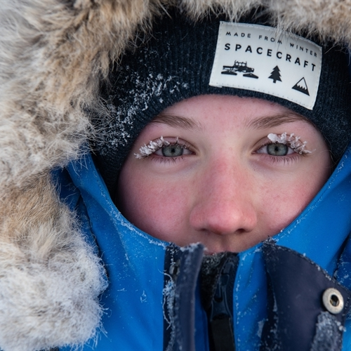 St Mary's School Cambridge pupil youngest British person ever to ski to North Pole