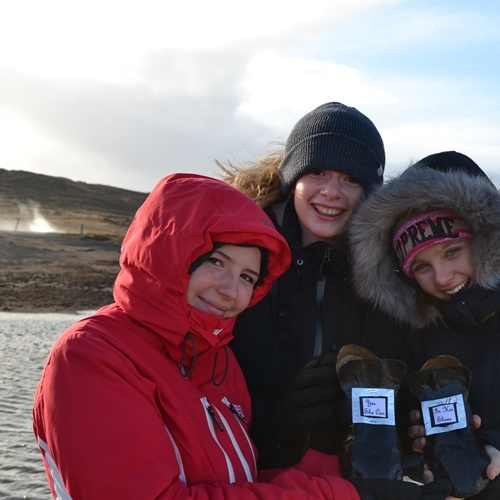 Sixth Form explore the geographical wonders of Iceland