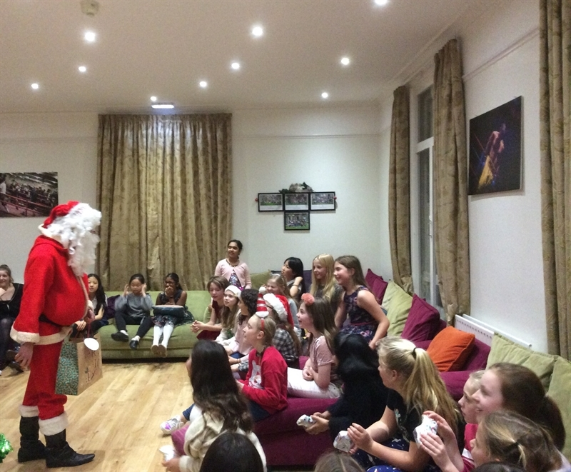 Year 6 Christmas Party