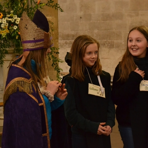 Year 7 visit St Albans Cathedral