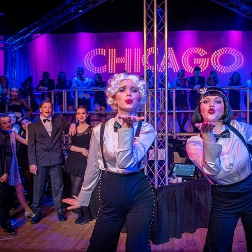 Chicago: Razzle Dazzle from start to finish!