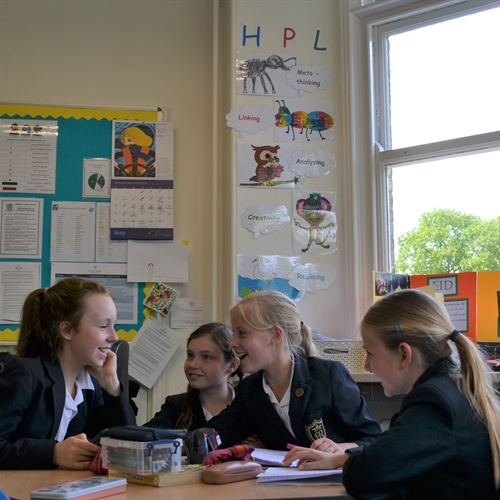 St Mary's School accredited as a High Performance Learning World Class School