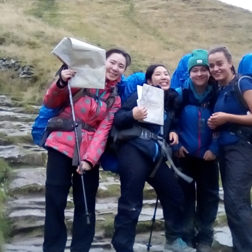 Our intrepid explorers complete Duke of Edinburgh's Award expeditions