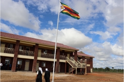 Mary Ward High School opens in Zimbabwe