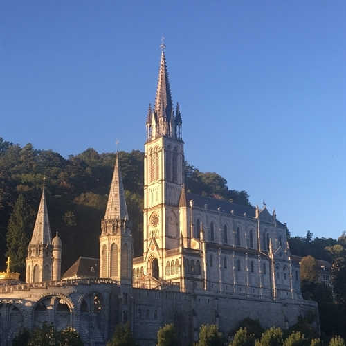 A life-changing trip to Lourdes
