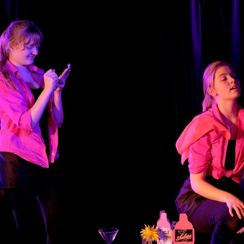 Upper Sixth students perform 'Shakers'