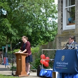 July 2017 - Junior School Prize Giving