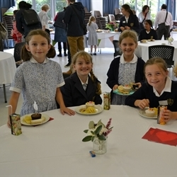 September 2017 - Circle of Friends Welcome back to School Tea Party
