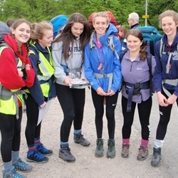 September 2017 - Bronze DofE Practice