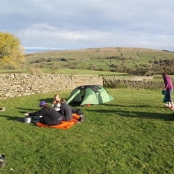 October 2018 - Duke of Edinburgh Silver Practice Expedition in the Yorkshire Dales