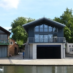 New Boathouse 2019