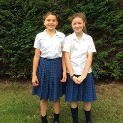 September 2016 - Year 6 prefects