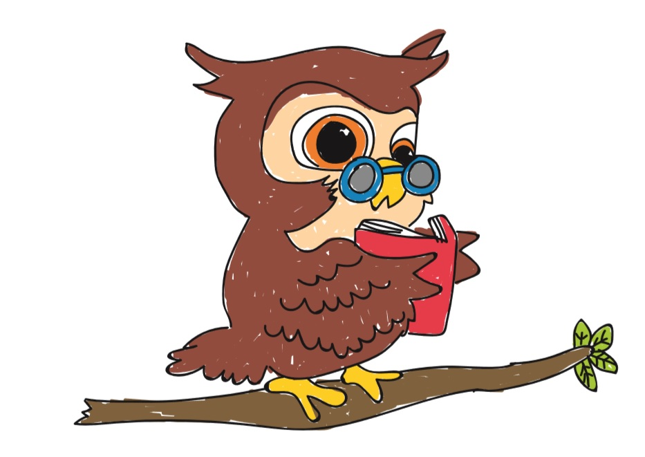 Octavia the Analytical Owl