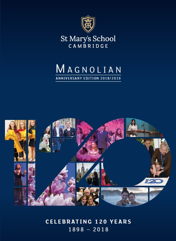 A year at St Mary's